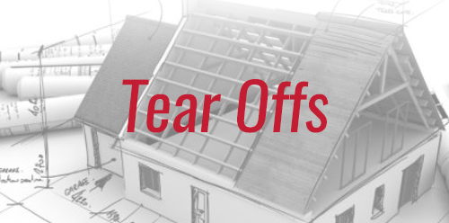 Residential Roofing Services Tear Offs