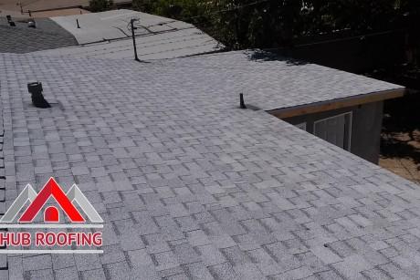 Residential Roof Repair 1